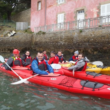 Location de kayak et Paddle - Golfe du Morbihan